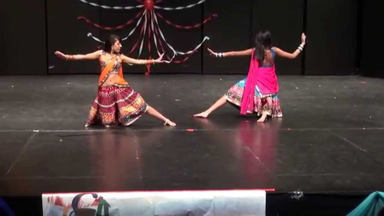 Bollywood Dance Radha Nachegi 1234 Get On The Dance Floor