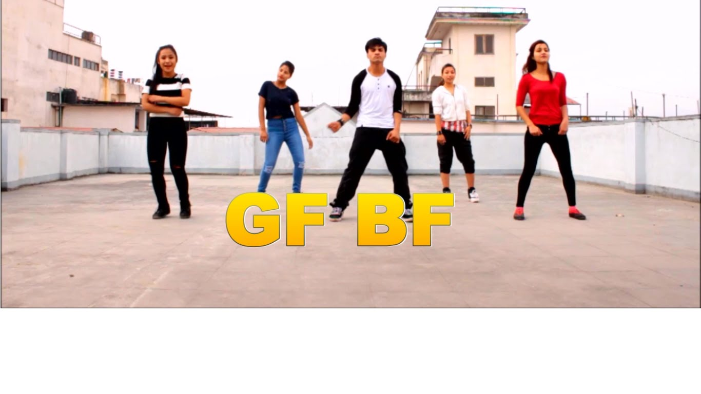 gf bf video | sooraj, jacqueline hip hop dance choreography @rahul