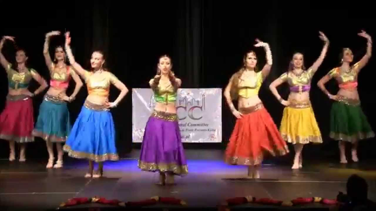 1234 Get On The Dance Floor By Mohini Dance Group Bollyshake